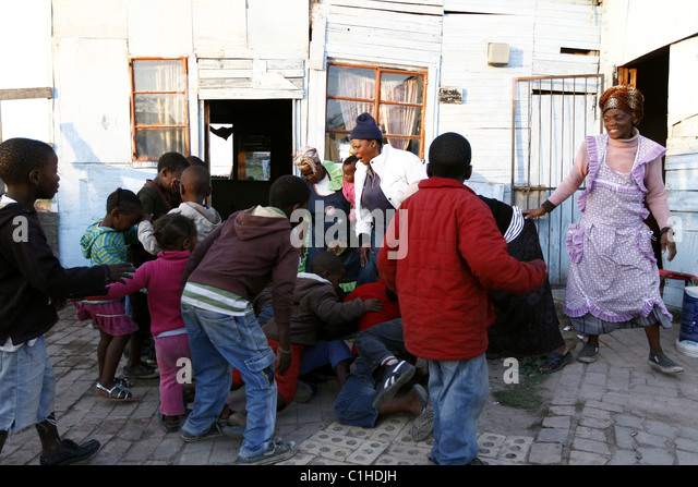 South Africa Black People Crowd Stock Photos & South
