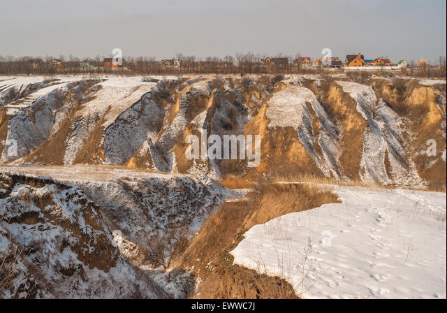Gully erosion effects for Soil erosion definition