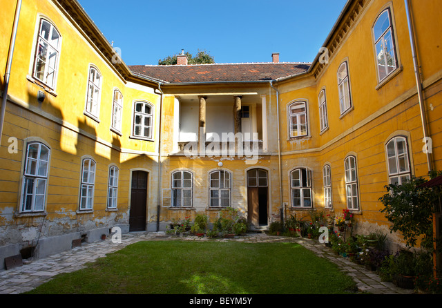 Inner courtyards stock photos inner courtyards stock Homes with inner courtyards