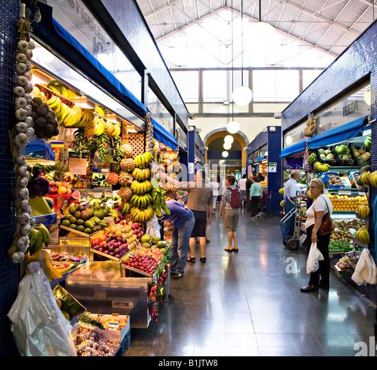 Vegueta market gran canaria stock photos vegueta market for Gran canaria padel indoor