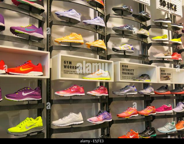 Jordan Shoe Store In Tampa