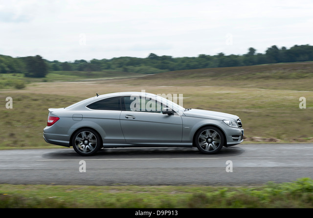 C250 stock photos c250 stock images alamy for Mercedes benz c 250 coupe