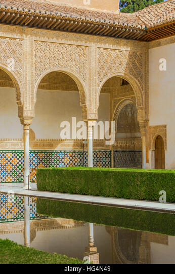 Water Garden Courtyard Stock Photos & Water Garden Courtyard Stock Images...