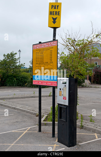 Car Parking Charges At Poole Railway Station