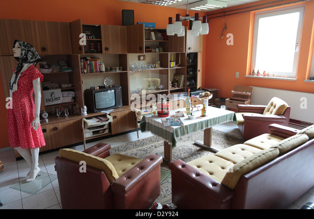 Gdr Furniture Stock Photos & Gdr Furniture Stock Images - Alamy