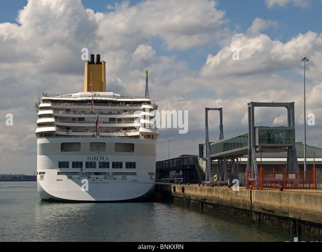 Mayflower Cruise Terminal Stock Photos Amp Mayflower Cruise