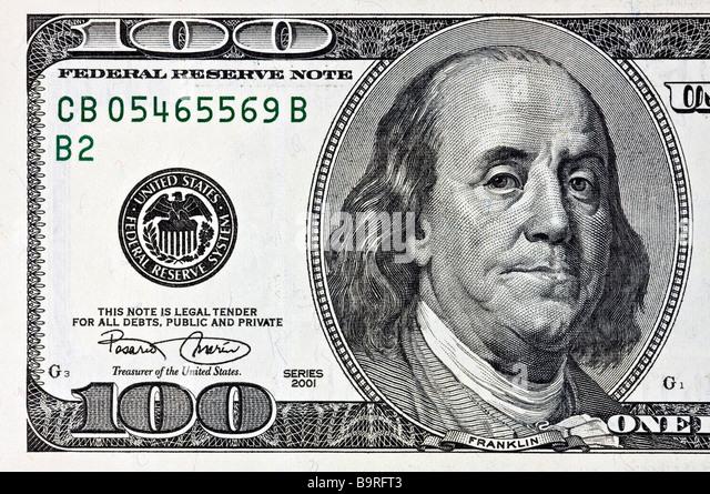 100 dollar bill stock photos 100 dollar bill stock images alamy 100 dollar bill closeup us stock image voltagebd Choice Image