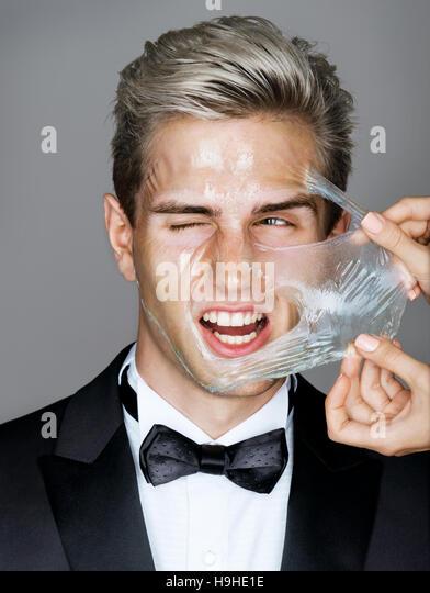 Adult gay facial