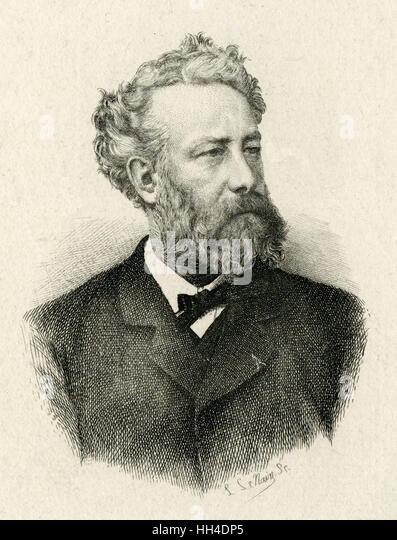 a biography of jules verne a french science fiction author Jules gabriel verne (1828-1905) was one of the most famous french novelists of all time  nicknamed the father of science fiction, he is the second most .