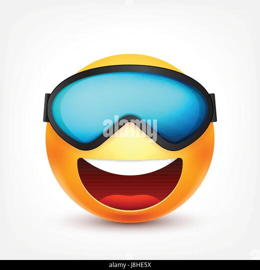 Mask Happy Sad Face Stock Vector Images - Alamy