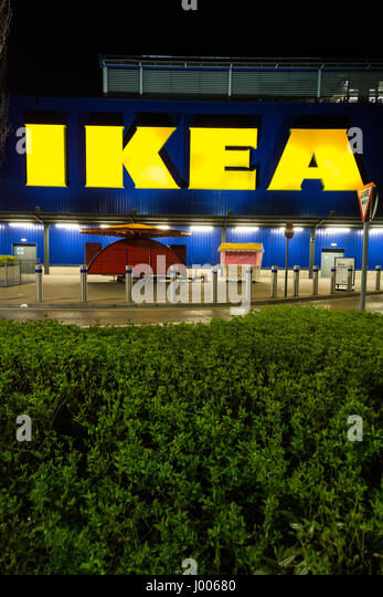 Ikea store wembley london stock photos ikea store for Ikea shops london