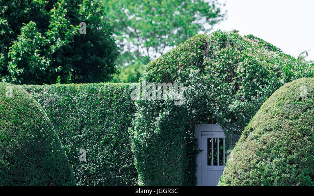 Hole In A Hedge Stock Photos Amp Hole In A Hedge Stock