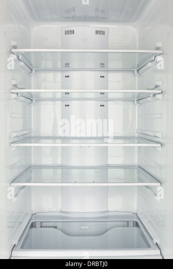 Empty Fridge Stock Photos & Empty Fridge Stock Images - Alamy Open Empty Freezer