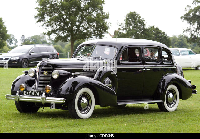 Buick 1937 stock photos buick 1937 stock images alamy for 1937 buick 4 door sedan