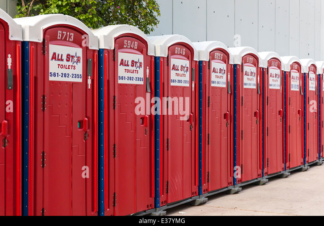 Portable Restroom Stock Photos Portable Restroom Stock Images