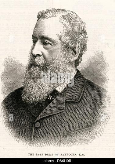 James Hamilton, 3rd Duke of Abercorn