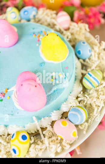 What Is A Traditional Simnel Cake Decorated With