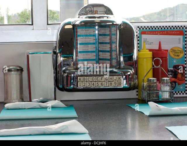 Table Jukebox Stock Photos & Table Jukebox Stock Images - Alamy