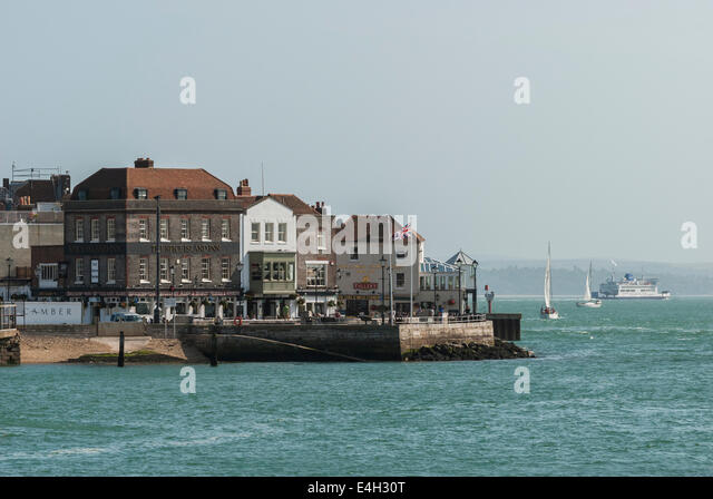 old portsmouth sea front stock photos old portsmouth sea. Black Bedroom Furniture Sets. Home Design Ideas