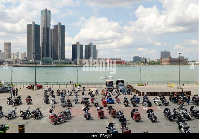 Motorcycle Club Meeting Stock Photos Motorcycle Club