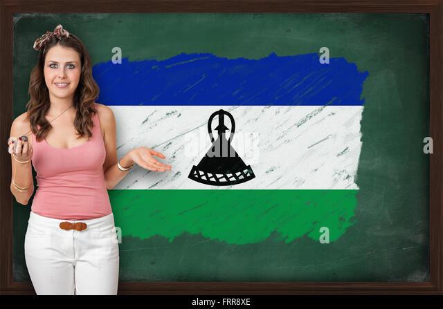 Lesotho women