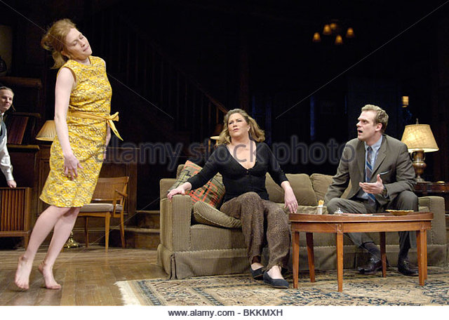 an analysis of whos afraid of virginia woolf by edward albee Detailed analysis of in edward albee's who's afraid of virginia woolf learn all about how the in who's afraid of virginia woolf such as george and martha.