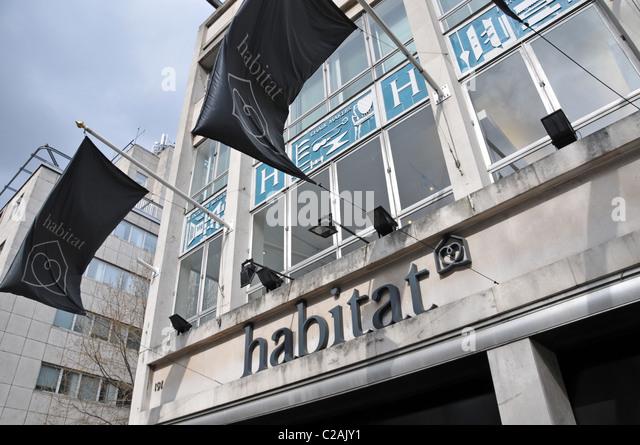 Habitat furniture stock photos habitat furniture stock images alamy for Furniture tottenham court road