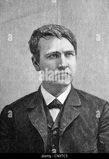 a biography of thomas alva edison an american inventor Thomas was a famous inventor from usa he was born february 11 thomas a edison (born as thomas alva edison in milan, ohio, us biography thomas alva edison was an american inventor and businessman of dutch family.