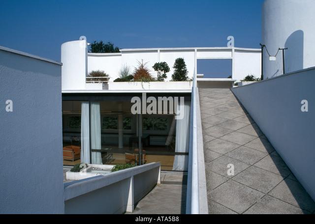 Corbusier Poissy Stock Photos & Corbusier Poissy Stock Images - Alamy