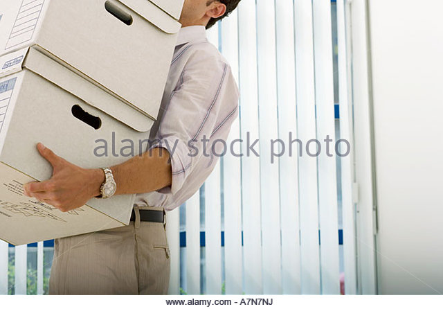 businessman carrying stack of file boxes side view low angle view stock image boxes stack office file