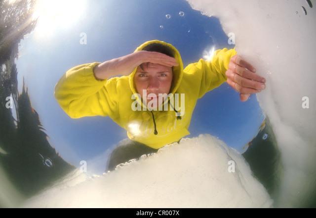 Ice Hole Stock Photos & Ice Hole Stock Images - Alamy