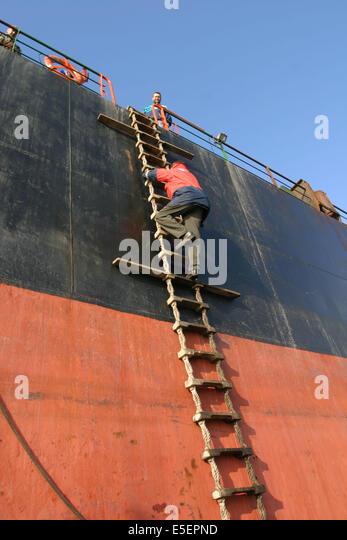 Maritime pilot stock photos maritime pilot stock images alamy - Grand port maritime de rouen ...