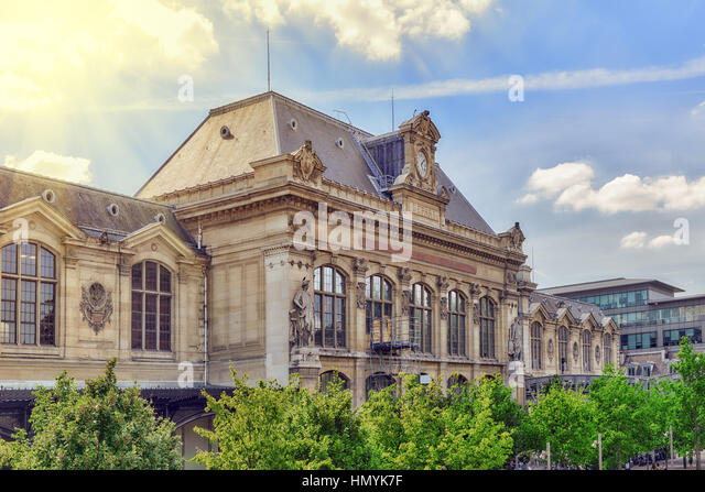 The bridge of austerlitz stock photos the bridge of for Train tours paris austerlitz