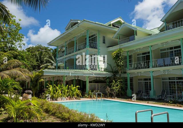 Sterne Hotel Palm Beach Praslin