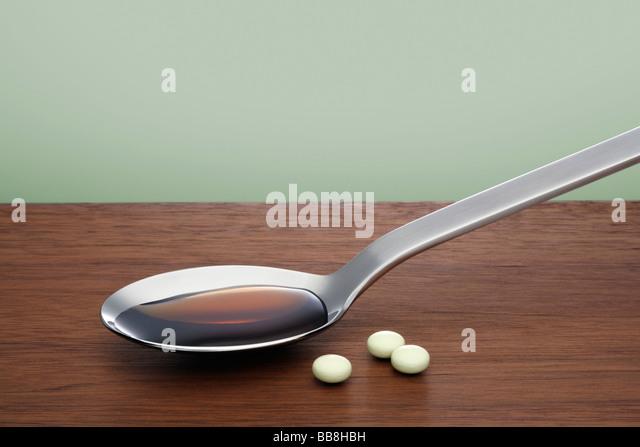 hustensaft stock photos hustensaft stock images alamy. Black Bedroom Furniture Sets. Home Design Ideas