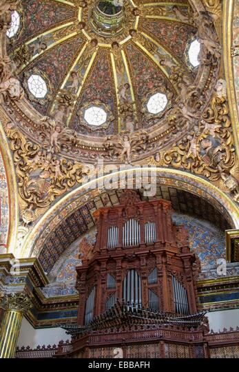 Baroque painting spain stock photos baroque painting for Casa domingo alicante