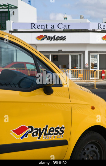 Payless Car Hire Lanzarote