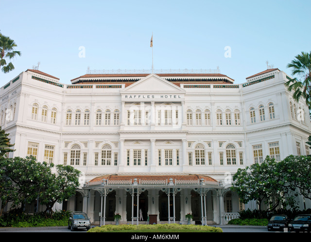 Grand entry stock photos grand entry stock images alamy for Most luxurious hotel in singapore
