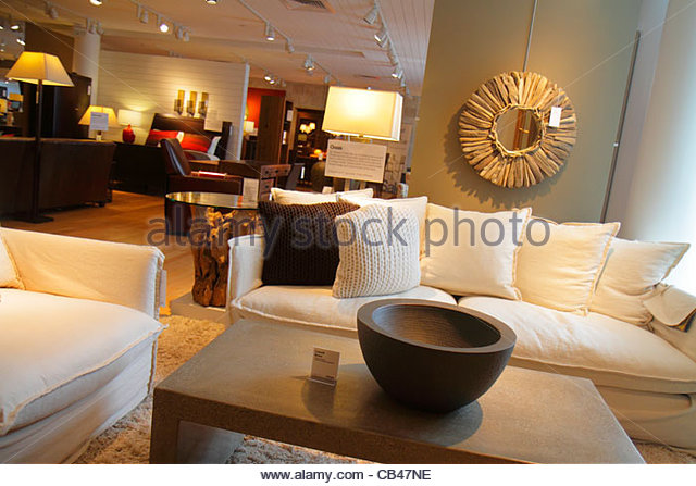 Sofa And Display Case Stock Photos Sofa And Display Case Stock Images Alamy