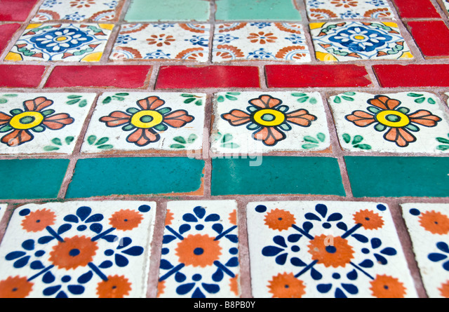 Mexican Ceramic Stock Photos & Mexican Ceramic Stock Images - Alamy