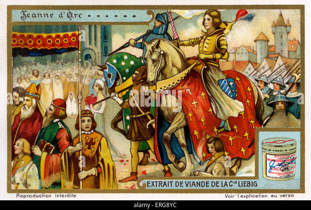 the national heroine maid of orleans who heared the voices of saints Joan of arc jeanne d'arc, or la pucelle, the maid of orleans became a national heroine and patron saint of france in the fifteenth century she was born to isabelle de vouthon and jacques darc, small peasant farmers in the town of domremy, near champagne.