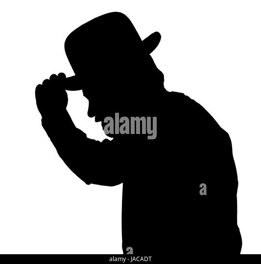 Bowler Hat On White Stock Photos & Bowler Hat On White ...