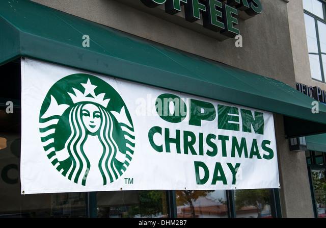 Starbucks And Christmas Stock Photos & Starbucks And Christmas ...
