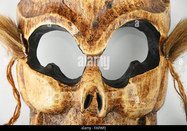 the joker wood carved wood skull stock photos carved wood skull stock images