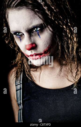 Scary Clown Stock Photos Amp Scary Clown Stock Images Alamy