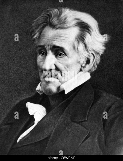 """an interview of andrew jackson the seventh president of the united states Donald trump's comments about president andrew jackson and the  later, you  wouldn't have had the civil war,"""" trump said in the interview  1845), american  politician, seventh president of the united states of america."""