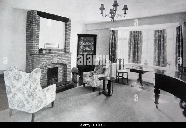 Living Room 1950s 1950s living room stock photos & 1950s living room stock images