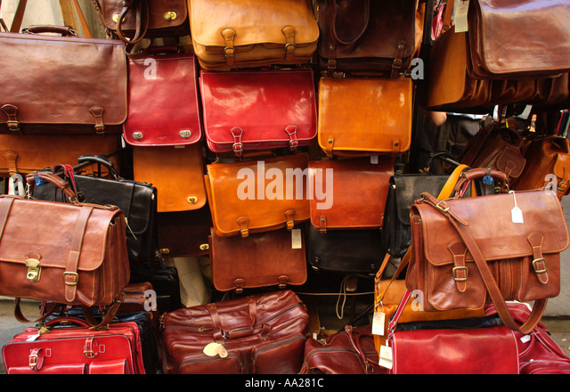 Leather Bags Stock Photos Amp Leather Bags Stock Images Alamy