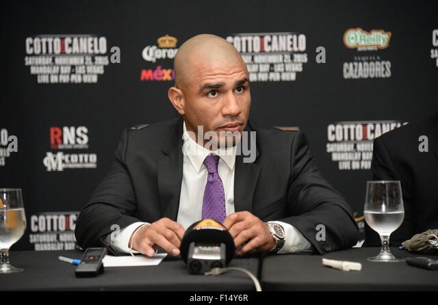 miguel cotto in attendance