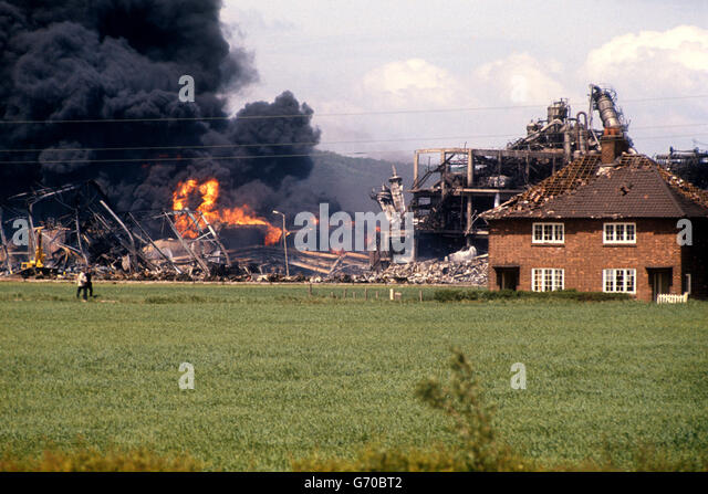 flixborough disaster These pictures show some of the devastation caused by the flixborough disaster in north lincolnshire exactly 43 years ago an explosion ripped through the nypro.